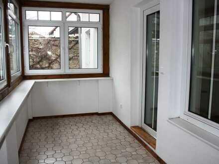 Tolle 2 Zimmer-Wohnung mit Wintergarten, Seeblick & Zugang zum Flakensee