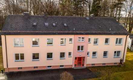 Modernisierte 4-Zimmer Wohnung mit Balkon zu vermieten