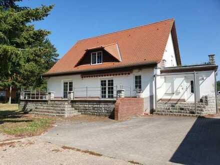 Einfamilienhaus mit 14 - Zimmern und Remiese in Ostvorpommern (Kreis), Heringsdorf