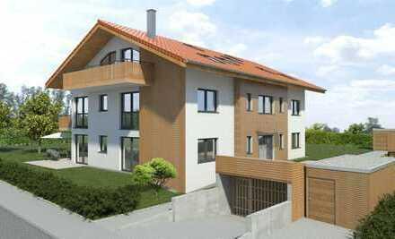 Bau-Start-ERFOLGT !!! exk. 3-Zimmer-Neubau-Balkon-Wohnung ca. 57,58 m², LIFT, TG-Platz, WHG-NR.6
