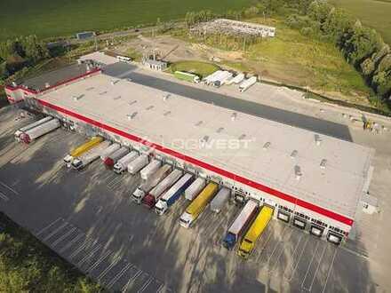 Neubau einer Cross-Dock Halle bei Coburg