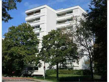 Helle 2-Zimmerwohnung Unterhaching