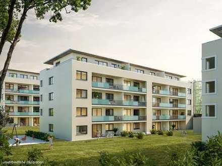 Zentral Wohnen in Asperg! Penthouse mit 3-Zimmern