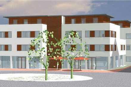 Bauvoranzeige - Exclusives Ladengeschäft mit hochwertiger Ausstattung in guter Lage von Aindling