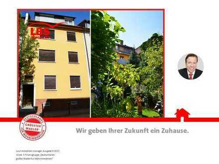 4-Familienhaus mit viel Potential in bester City-Lage