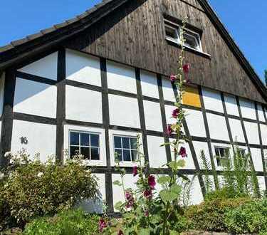 Wunderschönes Fachwerk-Haus idyllisch gelegen in Halle (Westfalen) Kreis GT