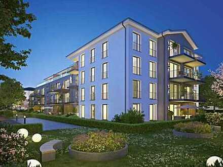 Wohnen wie im Haus: 3-Zi. mit Terrasse und ca. 125 m² Garten - zentral in Landsberg! (32)