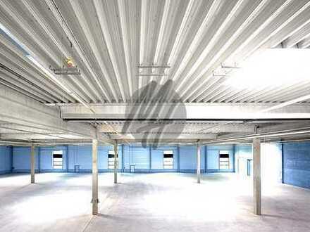 PROVISIONSFREI! Moderne Lagerflächen (1.200 qm) & Büroflächen (700 qm) zu vermieten