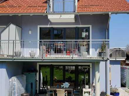 Doppelhaushälfte in bester Wohnlage Murnaus