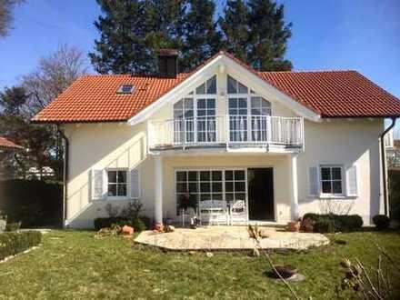 Rarität: Villa mit unverbaubaren Blick am Starnberger See