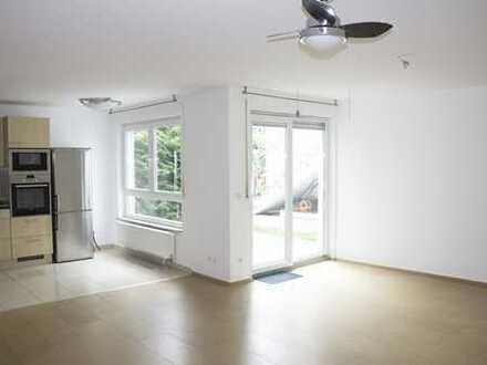4-Zimmer-Wohnung mit Terrasse in Erlangen **stilvoll und zentral**