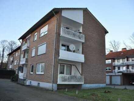 Wohnen im ersten Obergeschoss nur wenige Meter bis zur Ems