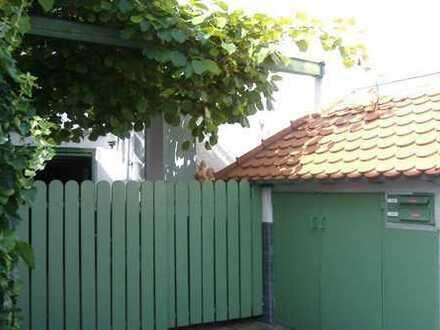 Vollmöbliertes 1-Zi-Apartment in Dreieich-Dreieichenhain/Nähe Altstadt für Wochenendfahrer