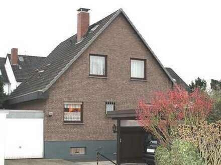 Freistehendes Einfamilienhaus in Bremen Arsten