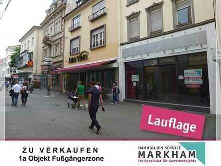 Geschäftshaus in der Fussgängerzone zu verkaufen