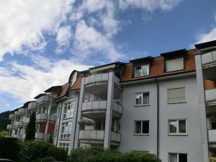 Verkauf einer schönen Wohnung in Waldkirch für Menschen ab 50 - ab sofort beziehbar