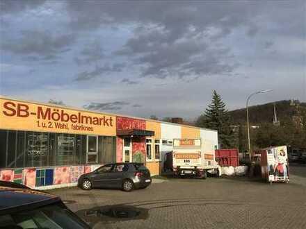 ** Mod. Industriehalle für viele Branchen geeignet in Autobahn Nähe, Produktion, Lager, Verkauf