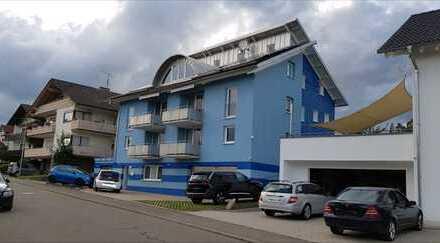 3 Zimmerwohnung mit südlichem Balkon und herrlichem Ausblick