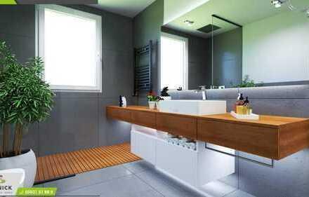 RUDNICK bietet NEUBAU: altersgerechte & hochwertige Eigentumswohnung in KfW-55-Bauweise in Holtensen