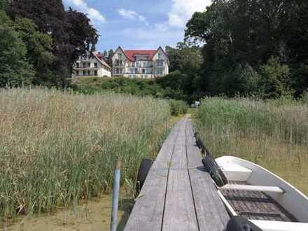 Penthouse Waren/ Müritz mit Grundstück ca.1.200 m² (anteilig)