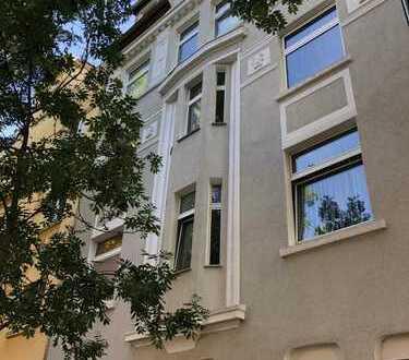 Schöne, frisch renovierte, 3-Zimmnerwohnung mit 2 Balkonen in Innenstadtnähe
