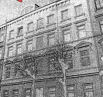 Ruhige 3 Zi.-Maisonette-DG-Wohnung mit Kamin + Balkon - in ruhiger Lage zw. Eimsbüttel + Schanze