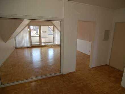 Werne-Stockum ! Sonnige Dachgeschosswohnung der Extraklasse !