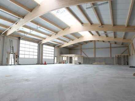 """BAUMÜLLER & CO."" - ca. 3.500 m² Hallenfläche - kurzfristig -"