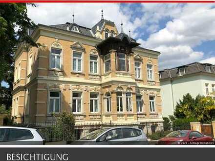 ***DRESDEN-PLAUEN*** Büro-/ Praxis-Einheit mit EBK in stilvoller Villa!