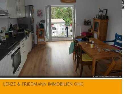 Renovierte 3 Zimmer 100m² Wohnung mit Balkon in optimaler Lage von Dellbrück