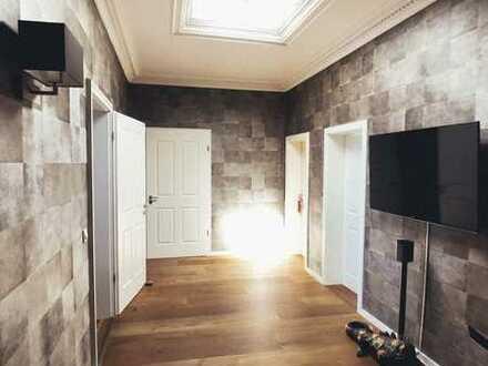 Repräsentative Büro- und Praxisräume mit unverbauten Elbblick, möbliert oder unmöbliert!