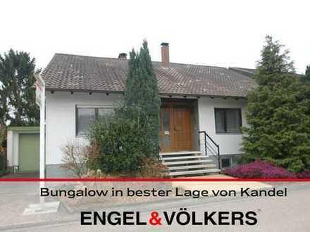 Bungalow in bester Lage von Kandel