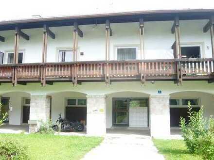 Berchtesgaden-Obersalzberg: 3 1/2 Zimmerwohnung mit Terrasse & Stellplatz