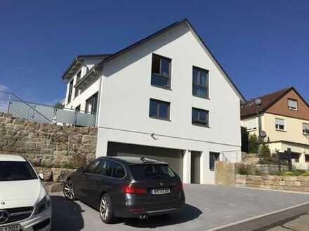 Doppelhaushälfte in schöner und ruhiger Lage in Schorndorf-Schornbach (Baujahr 2018), ab 01.01.2020