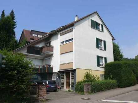 73262 Reichenbach/Fils: 3-FH / teilweise frei / Balkon / Terrasse / Garten / große Garage