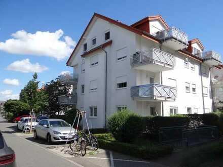 Auf der Sonnenseite - Obergeschosswohnung mit Balkon in Heidelberg - Kirchheim