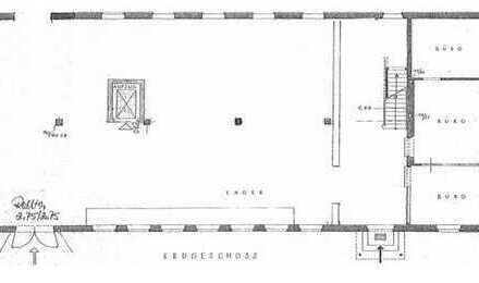 21_VH3353 Hochfrequentierte Verkaufsfläche mit Lager und Büro / Regensburg - östlicher Zentrumsrand