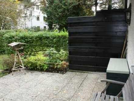 3-Zimmer-EG-Wohnung mit großer Südterrasse und Garten in München-Pasing/Laim - sofort beziehbar!!