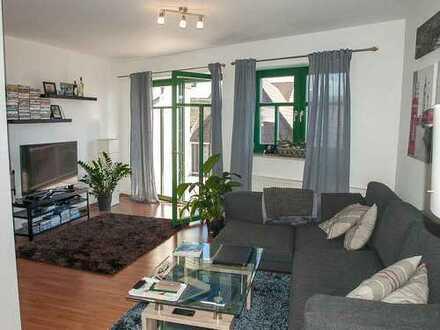 3-Zimmer Wohnung in ruhiger Innenstadtlage