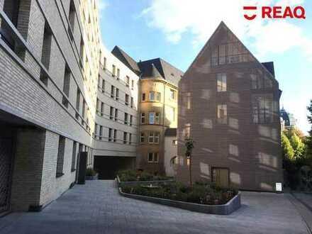 Wohnen Sie im Herzen Burtscheids: 3-Zimmer Wohnung mit Garten und großem, offenen Wohnbereich