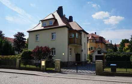 Schicke Stadtvilla mit viel Platz in Neustadt/Sa.