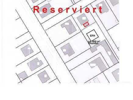 *Teltow* nahe Lichterfelde, ca. 400 m² Grundstück für Einfamilienhaus