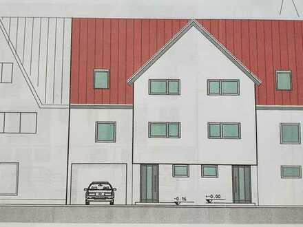 Neubaumaisonettewohnung/Doppelhaushälfte