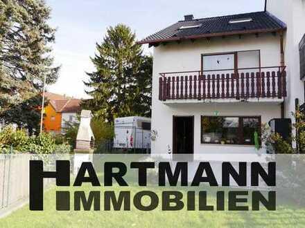 Großes Einfamilienhaus / Zweifamilienhaus mit Garten in ruhiger Lage!