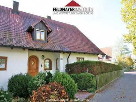 Helle 3 ZKB mit Balkon mit 2 zusätzlichen Dachzimmern in zentraler Lage in Friedberg-Stadt!
