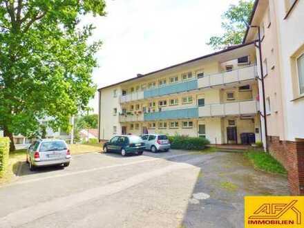 Vermietete Erdgeschosswohnung + Garage für den Investment-Starter - jährl. Rendite über 5%!