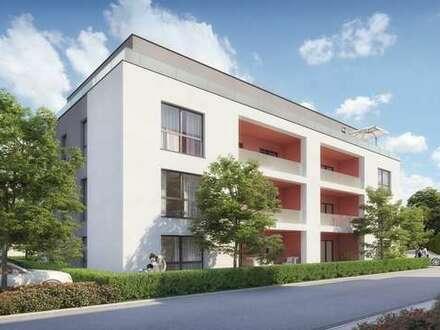 Viel Raum trifft beste Ausstattung - Barrierearme 3-Zimmer-Wohnung mit Terrasse und Garten