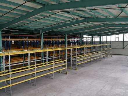 Kaptitalanlageobjekt: Hannover, ca. 4.800 m² Lager- und Produktionsfläche zu verkaufen