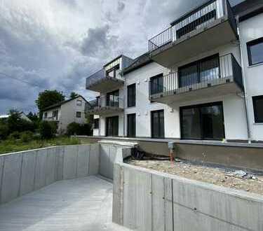 Erstbezug: stilvolle 4-Zimmer-DG-Maisonette-Wohnung mit Einbauküche und Balkon in Neusäß/Westheim