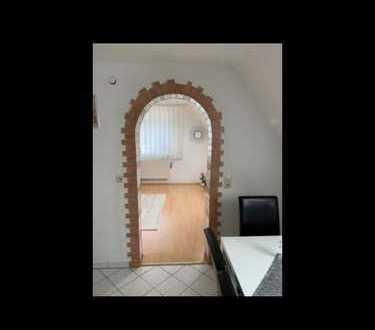 Gepflegte 3-4 Zimmer-Dachgeschosswohnung mit EBK in Murrhardt